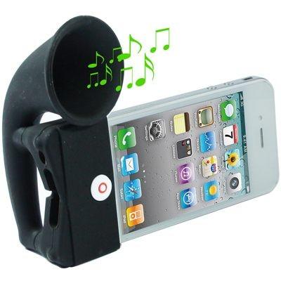 Trobla, kot zvočnik za iPhone 4