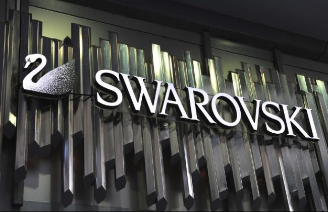 Novi nakit Swarovski je že na prodajnih policah