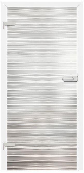 Notranja steklena vrata popestrijo izgled stanovanja