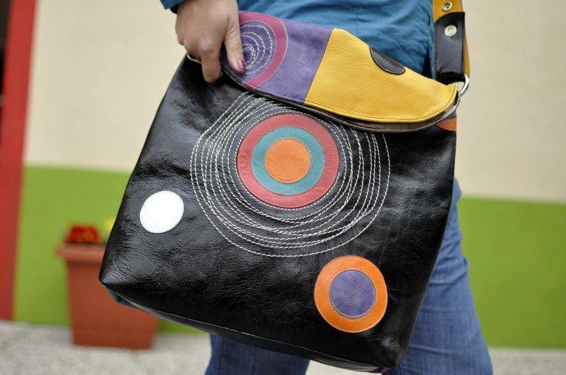 Personalizirana usnjena torbica
