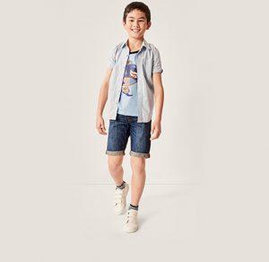 kratke hlače iz denima
