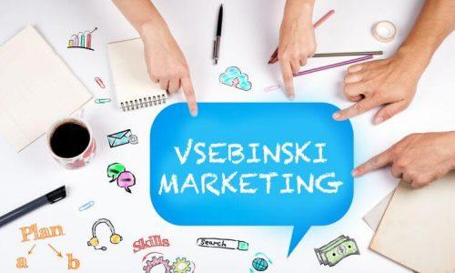 Vsebinski marketing: ker je lična spletna stran redko dovolj